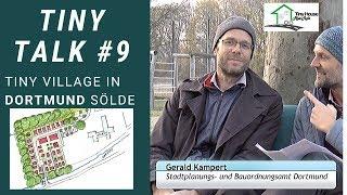 Tinytalk #9: Neues Vom Tiny Village In Dortmund-sölde