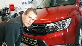 Dacia Sandero Stepway TCe90 Benzin Review, Kompletttest, Testbericht, Fahrbericht Stärken/Schwächen