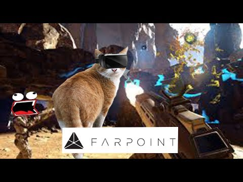 FARPOINT VR Part 2: Ending W/ SixMidgetsGaming