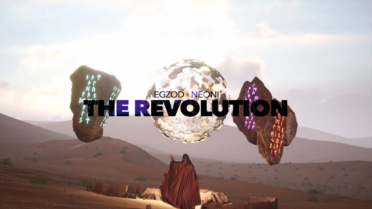 Download NEONI x EGZOD - The Revolution (lyric video)