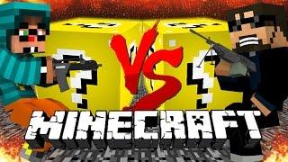 Minecraft: MEME LUCKY BLOCK CHALLENGE   Explosive Snipers!