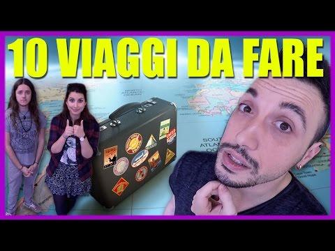 10 VIAGGI DA FARE - feat. Human Safari e Matcha latte