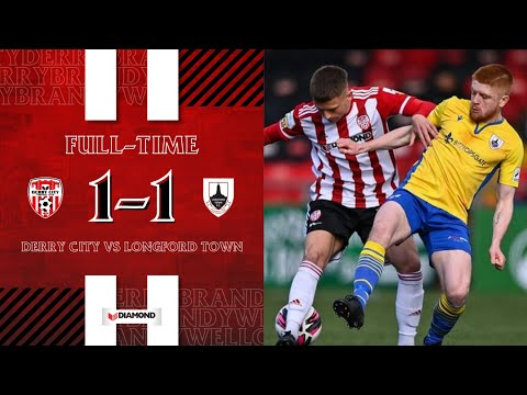 Derry City Longford Goals And Highlights