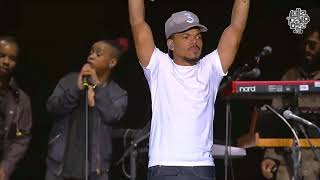 Chance The Rapper - Blessings (reprise) Live at Lollapalooza Chile 2018