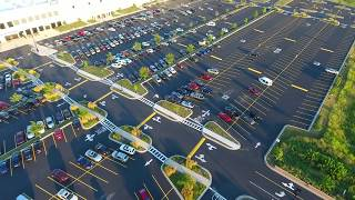 Fox Valley Drones: 224-276-6011: Amazon Parking Lot - Kenosha