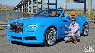 The Spofec Dawn Overdose is Novitec's WIDEBODY Rolls-Royce!