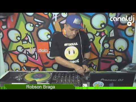 DJ Robson Braga - Programa Influências - 27.10.2016