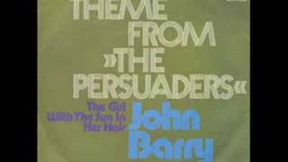 John Barry - Theme From `The Persuaders`