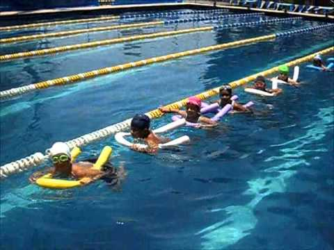 flotabilidad con niños de 4 a 5 años - YouTube