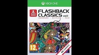 Atari Flashback Classics Collection Vol.1 - Xbox One