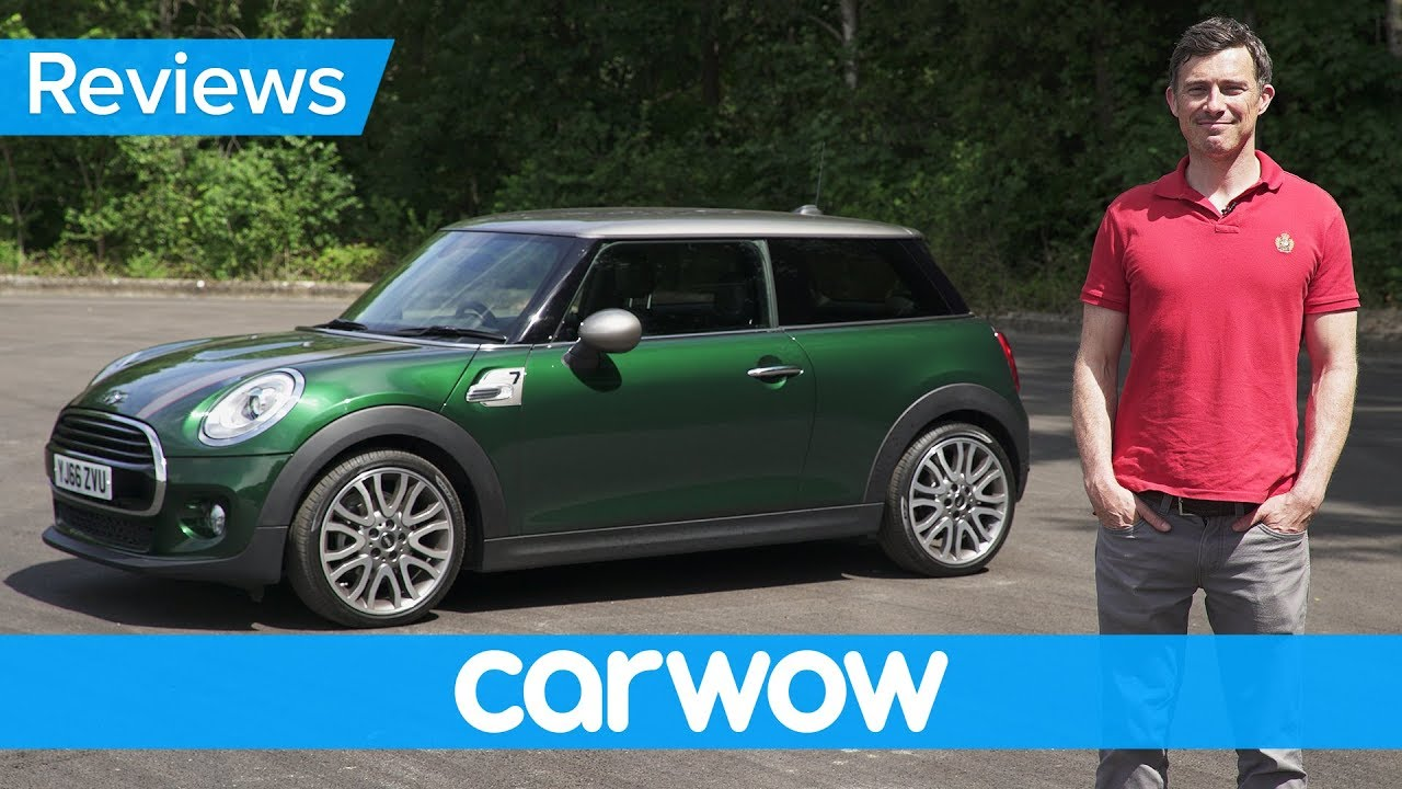 Mini Hatchback 2018 Review Carwow Reviews Youtube