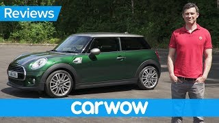 MINI Hatchback 2018 review | Mat Watson Reviews