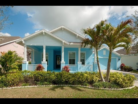 527 Manns Harbor Drive Apollo Beach FL #1 Real Estate Agent Duncan Duo RE/MAX Luxury Home Video Tour