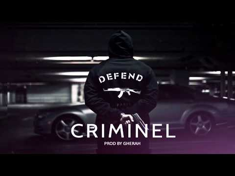 CRIMINEL Trap Beat Instrumental | Trap mafia Type Beat ( Prod By Gherah )