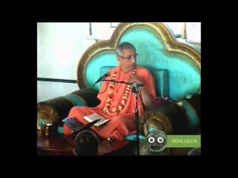 Бхагавад Гита 6.32 - Ниранджана Свами