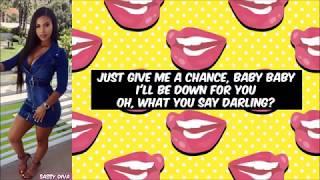 Casha - Angel (Lyrics)