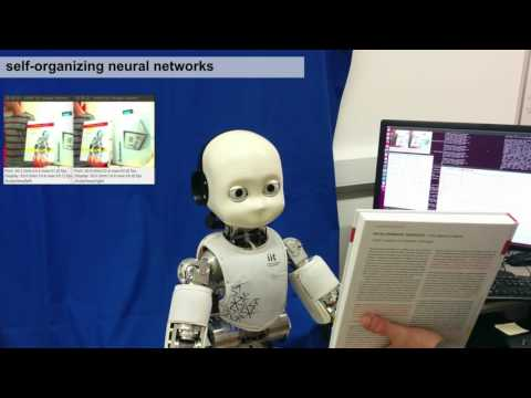 iCub Robot Learns Objects using an Artificial Neural Network