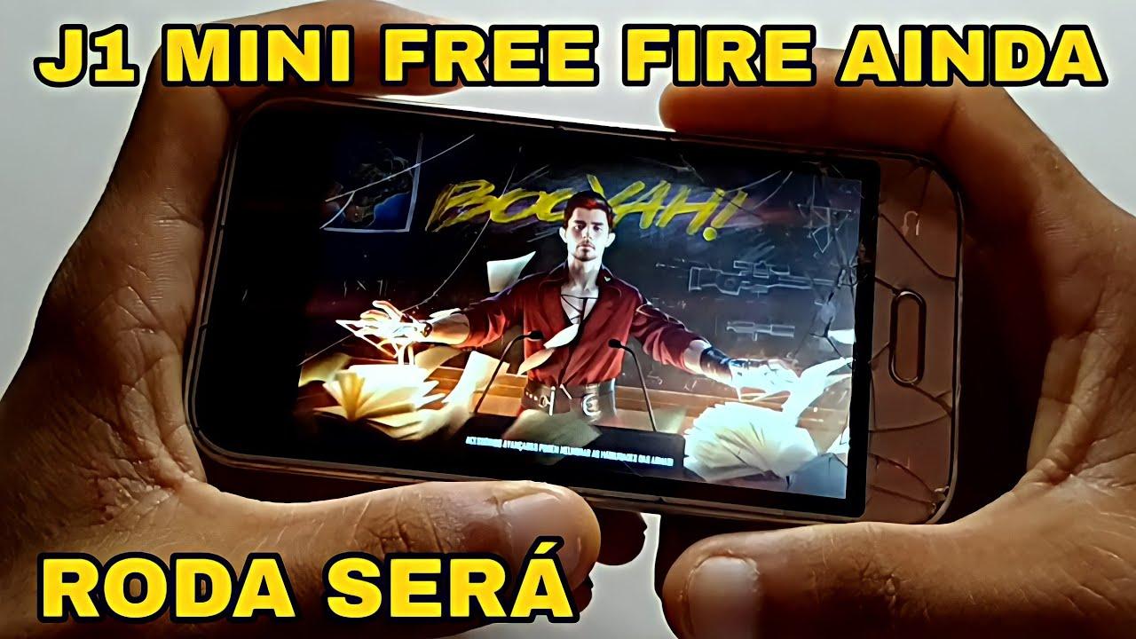 FREE FIRE J1 MINI NOVA ATUALIZAÇÃO RODA SERÁ