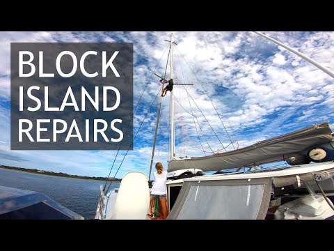 heading-south---block-island-repairs,-already!?-(ep3)