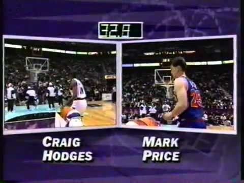 Craig Hodges - 1993 Long Distance Shootout