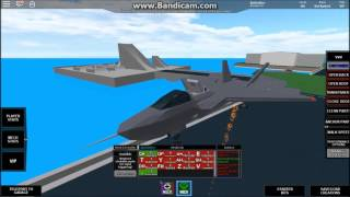 Roblox Build Your Own Mech F-35 Fighter