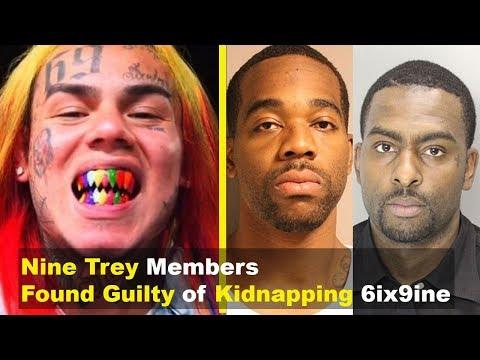 Cosmic Kev - Welp: Nine Trey Members Found Guilty of Kidnapping 6ix9ine