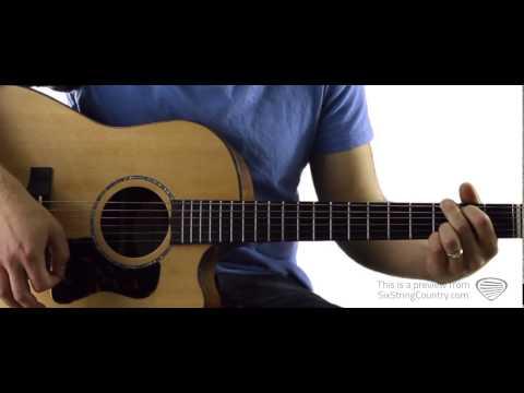 Luchenbach, Texas - Guitar Lesson and Tutorial - Waylon Jennings