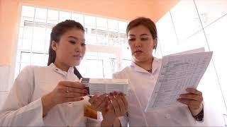 При 13 государственных поликлиниках Шымкента открыты аптеки, где выдают бесплатные препараты