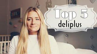 TOP 5 productos Deliplus ♥ Sara Bruno