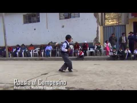 POESIA AL CAMPESINO - MOLLEBAMBA APURIMAC - PERU