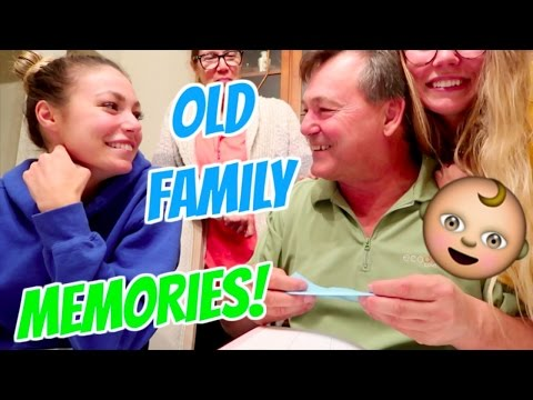 OLD FAMILY MEMORIES!