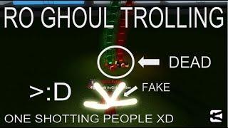 Roblox - Ro-Ghoul SSS RANK AOGIRI TROLL GRACIAS POR 1200 SUBS [Episodio - 10]