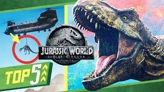 5 Dinge, die du vor Jurassic World 2 wissen musst