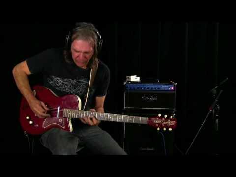 Volker Strifler on Two-Rock