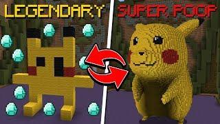 Minecraft: DESAFIO! EU SÓ POSSO DAR NOTAS AO CONTRÁRIO! (BUILD BATTLE)
