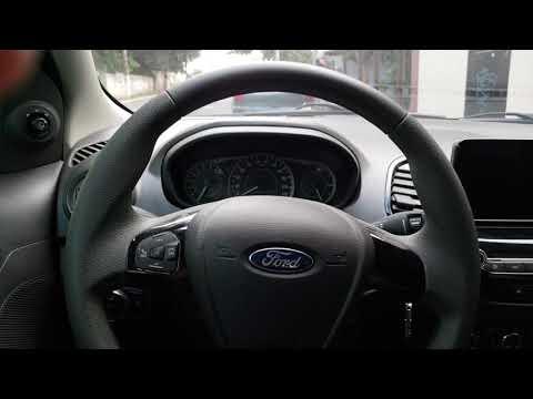 Envelopamento interior novo ford ka 2019 se plus