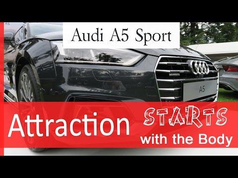 Audi A5 Sport - 2017