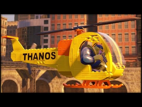 LEGO MARVEL AVENGERS - ALL FLYING VEHICLES SHOWCASE!