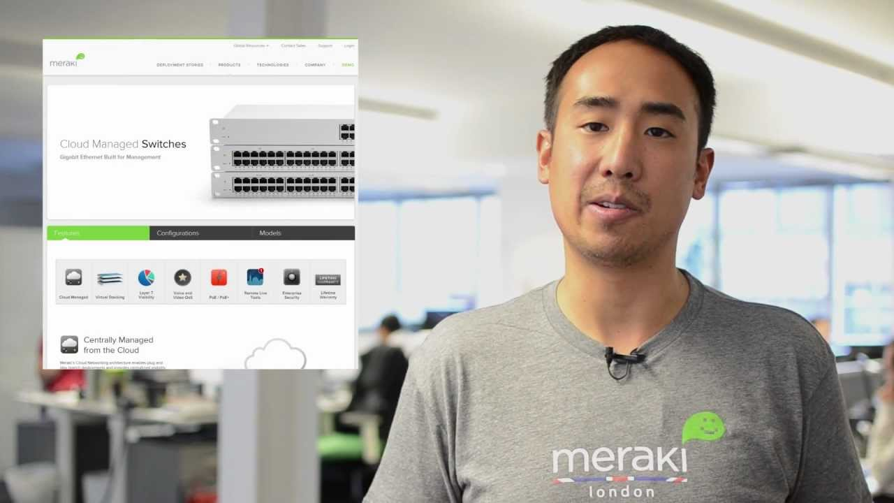 Using the MS Live Tools - Cisco Meraki