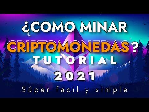 Como Minar Criptomonedas En 2021 SÚPER FÁCIL - Minar Ethereum En 2021