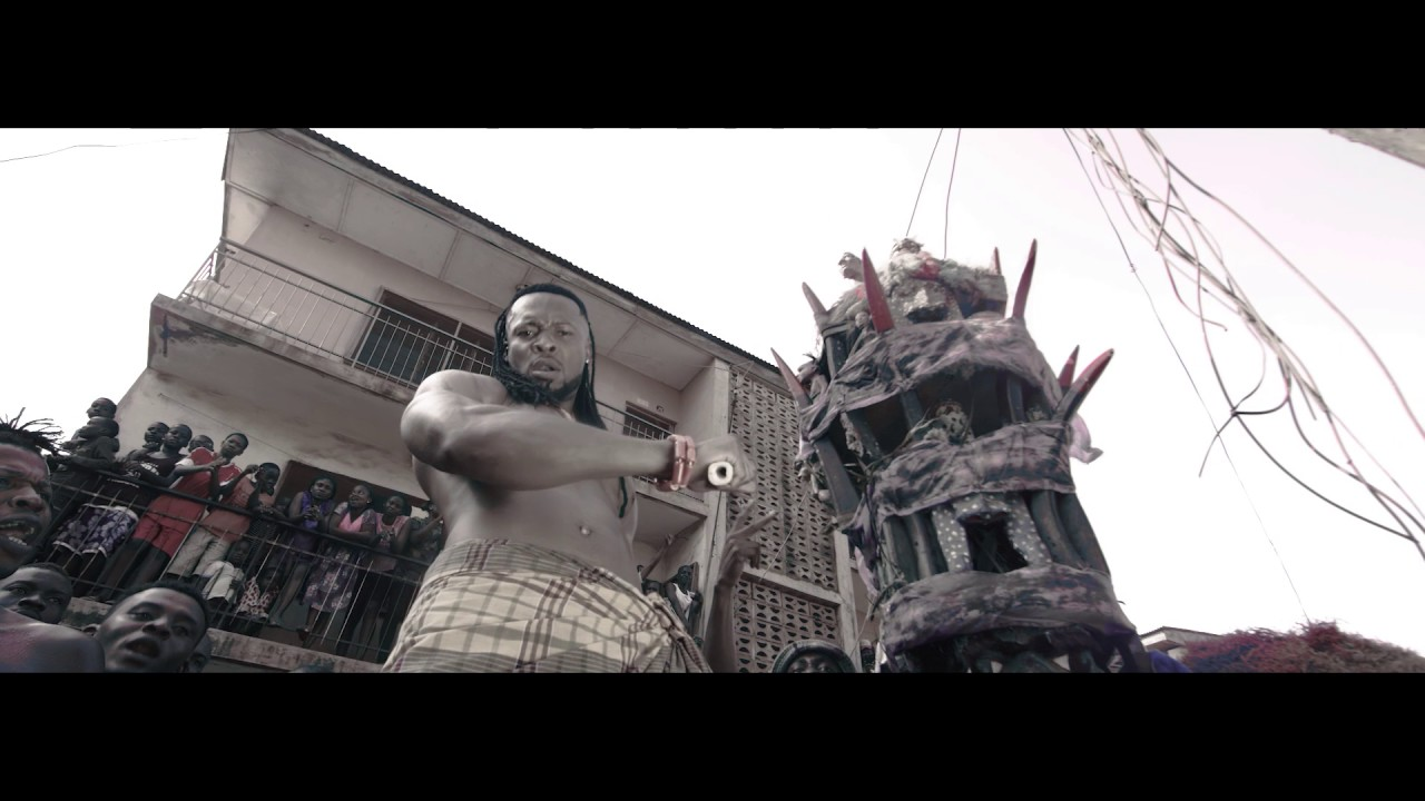 Download Flavour - GBO GAN GBOM (feat. Phyno & Zoro) [Official Video]
