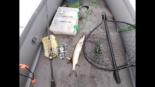 Рыбалка на озере щука на воблеры размер имеет значение