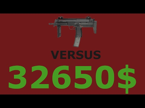 Download Youtube: Counter-Strike: Global Offensive - One MP7 versus 32650$