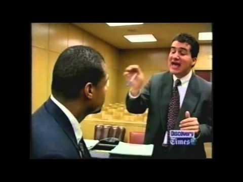 DUI court testimony