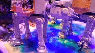 Star Wars Rogue One AT-ACT unveiled by Hasbro at SDCC 2016