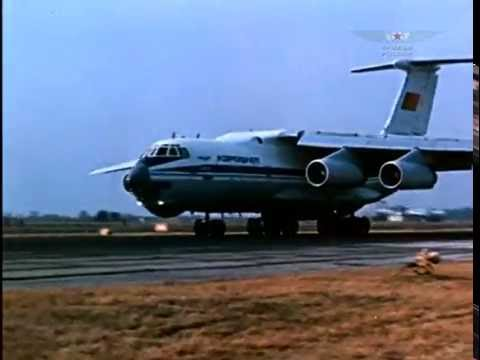 Wings TV Wings of Russia 17of18 Military Transport Aircraft
