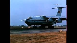 Wings of Russia episode 17 o f 18. Military Transport Aircraft. Flying Heavyweights