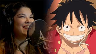 Behind the New Dub | One Piece