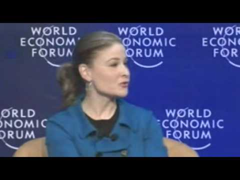 Davos Annual Meeting 2008 - Believing in the Future