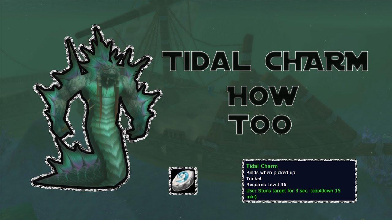 Tidal Charm